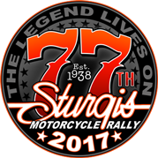 77th Black Hills Bike Rally in Sturgis (USA)