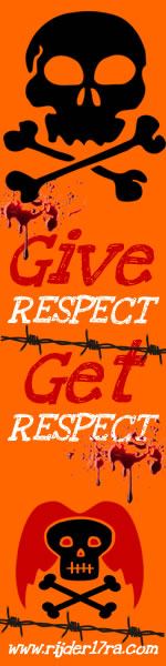 Give Respect, get respect!